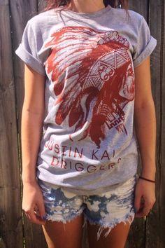 JKD Indian Headdress Shirt