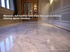 How to Repair a Marble Floor
