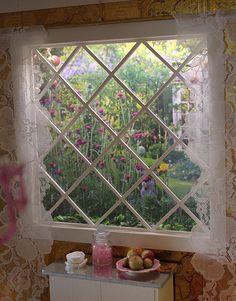 Doll Divas: Tutorial: Windows, the way I make them.