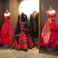 This wedding season is all about minimalism and being chic! African Print Wedding Dress, Wedding Dresses Men Indian, Indian Fashion Dresses, Indian Gowns Dresses, Indian Bridal Fashion, Wedding Dresses For Girls, Indian Designer Outfits, Indian Outfits, Fashion Outfits
