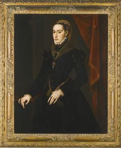 1516/20 - 1576? ANTWERP  Circle of Anthonis Mor | PORTRAIT OF A LADY | Sotheby's