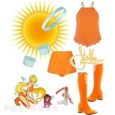 Stella magic Winx