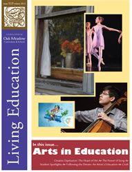 Oak Meadow ~ Living Education Journal ~ Winter 2013: Arts in Education ~ www.oakmeadow.com