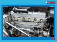 The fantastic car engine of Armstrong-Siddeley. #SouthwestEngines