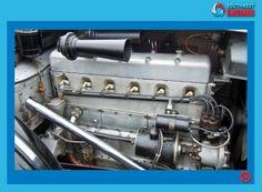 The fantastic car engine of Armstrong-Siddeley. #SouthwestEngines