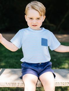 The Way Prince George Orders Cake Will Make Your Day