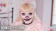 A YOUNG PERSON from London dresses like a genderless monster, and says they 'don't mind people being scared' of them. Jazmin Bean has been into alternative fash Creepy Clown, Creepy Cute, Scary, Genderless Kei, Flawless Foundation Routine, Alien Queen, Supportive Friends, Pastel Goth Fashion, Candy Skulls