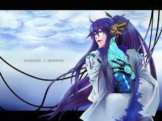 Kamui Gakupo Vocaloid, Kaito, Falling In Love Again, I Fall In Love, Gakupo Kamui, Image Boards, Fan Art, Japanese, Artist