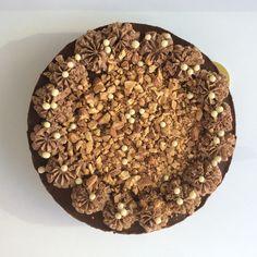 #chocolate #mosaiccake #ganache   Puff Pasta / Istanbul