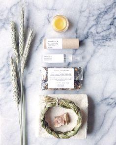 Marble & Milkweed | autumn getaway kit