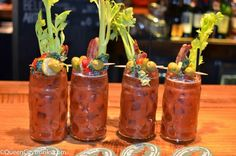The Eagle Bloody Mary Line