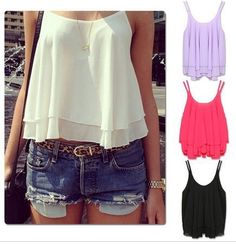 Find More Blouses & Shirts Information about Chiffon Women's Blouses Vest Blusa Cute Fashion,High Quality blouse batik,China blouse satin Suppliers, Cheap blouse silk from Lolo Moda on Aliexpress.com