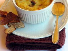 Ricetta Antipasto : Sformatini di patate e funghi porcini da Arietta
