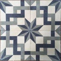 Moroccan & Encaustic Cement Tiles By Jatana Interiors Machuca Tiles, Porch Tile, Stencils, Feature Tiles, Encaustic Tile, Tile Design, Kitchen Flooring, Interior Styling, House Design