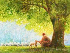 painting by Yongsung Kim