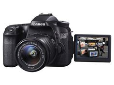 The New Canon 70D announced July 2013 includes new technology never seen on a DSLR camera plus Wifi #Canon 70D #new_camera #canon_cameras