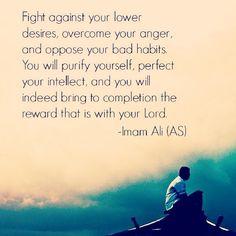 ... #imamali #imam_ali #deepwords #wisdom #wisdoms #quotes  #Regram via @aleidvip)