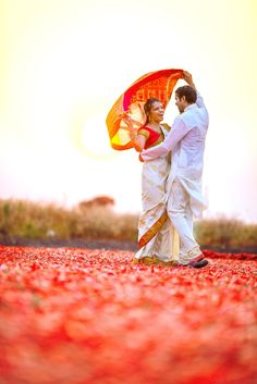 All shades of red and orange in this photo by BEYONDFRAMESBYESHU, Hyderabad #weddingnet #wedding #india #indian #indianwedding #prewedding #photoshoot #photoset #hindu #sikh #south #photographer #photography #inspiration #planner #organisation #invitations #details #sweet #cute #gorgeous #fabulous #couple #hearts #lovestory #day #casual