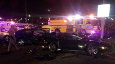 Las Vegas Multi-Car Accident