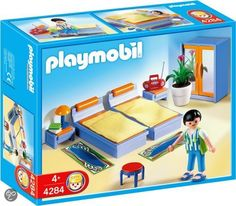1000 images about playmobil on pinterest city life for Playmobil kinderzimmer 4287