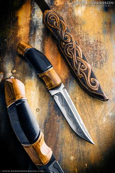 Shadow | André Andersson Custom Knives