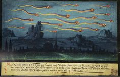 Augsburg Book of Miraculous Signs 1533