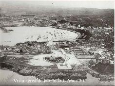 Vista Aérea. Años 30