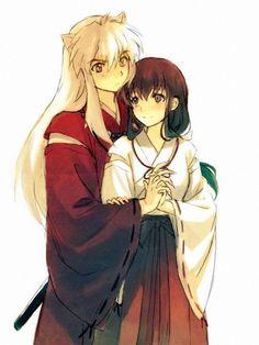 InuYasha and Kikio