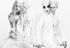Givenchy Spring 2011 Campaign, Photo: Mert Alas and Marcus Piggott