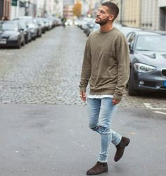Kosta Williams #Fashion #Street #urban #inspiration #Men #menswear