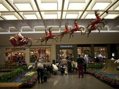 Top 10 ways NorthPark Center gets Dallas in the holiday spirit