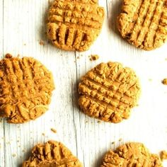 Clean Eating Peanut Butter Biscuits - Clean Eating with kids Peanut Butter Biscuits, Peanut Butter Cookies, Healthy Biscuits, Mexican Salads, Easy Clean Eating Recipes, Cucumber Tomato Salad, Easy Meals For Kids, Good Enough To Eat, Side Salad