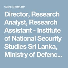 2014 sri lankan defense market analysis This report is the result of icd research / sdi's extensive market and company research covering the georgian defense industry it provides detailed analysis of both historic and forecast defense industry values including key growth stimulators, analysis of the leading companies in the industry, and key news.
