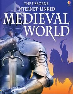 Usborne Medieval World $14.99  Core Curriculum book