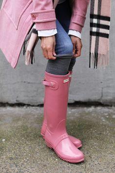hunter-pink-blush-rain-boots-pastel-spring