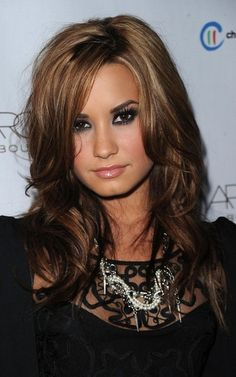 Demi Lovato Hair Evolution photo Audrey Kitching's photos