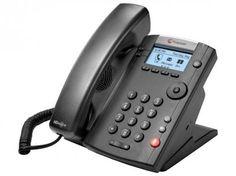 Telefone Handset HD Voice - Polycom VVX 201 com as melhores condições você encontra no Magazine Casadaprosperida. Confira!