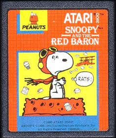 One of the most fun games to play on the Atari 2600.