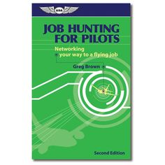 Increase your career rate of climb. This book includes pilot resumes, cover letters, interview preparation and much more. Addresses everyone from aspiring pilots to transitioning military aviators and Find A Job, Get The Job, Pilot Training, Fear Of Flying, Interview Preparation, Pilot Gifts, Changing Jobs, Resume Tips, Interview