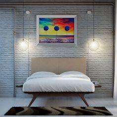 Tracy Queen Platform 3 Piece Bedroom Set
