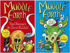 Muddle Earth Too (Got Muddle Earth, cannot wait to start reading) - Paul Stewart/Chris Riddell