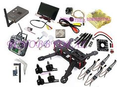 ﹩225.00. FPV 5.8G TX RX Full Set Carbon Fiber Mini 250mm C250 Quadcopter i6 Radio 3M tap    Fuel Source - Electric, Type - FPV Multicopter, Year - 2015, Scale - 250, State of Assembly - Unassembled Kit,