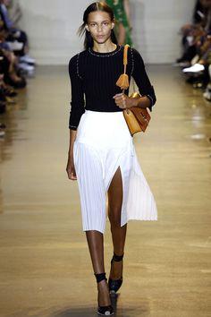 Altuzarra Spring 2016 Ready-to-Wear Fashion Show - Vanessa Moody