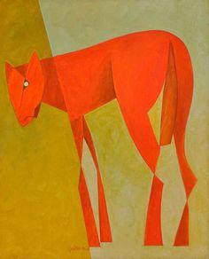 Cavalo laranja