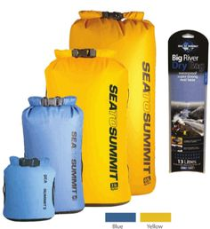Sea To Summit Big River Dry Bags – D2D Accessories