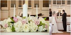 Traditional Pink White and Gold Country Club Wedding by Jan Michele Photography
