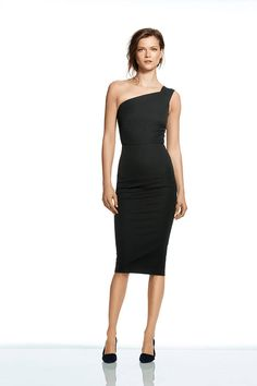 Roland Mouret Banana Republic.  Also coming on Tuesday. Will wear on Wednesday...at 12:01 am!