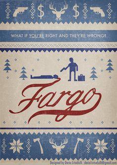 Fargo Minimalist Poster by Dario1crisafulli.deviantart.com on @deviantART
