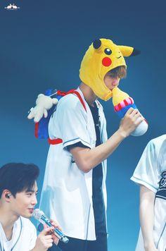 160911 #Baekhyun #EXO #EXOrDIUMinBangkok