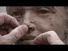 ▶ Jim Gion Sculpture Series - Clay Application and Characteristics - YouTube